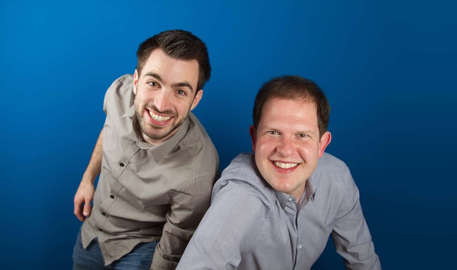 WordPress Agentur Team flink think GmbH - Ismael Weber und Michael Salzer