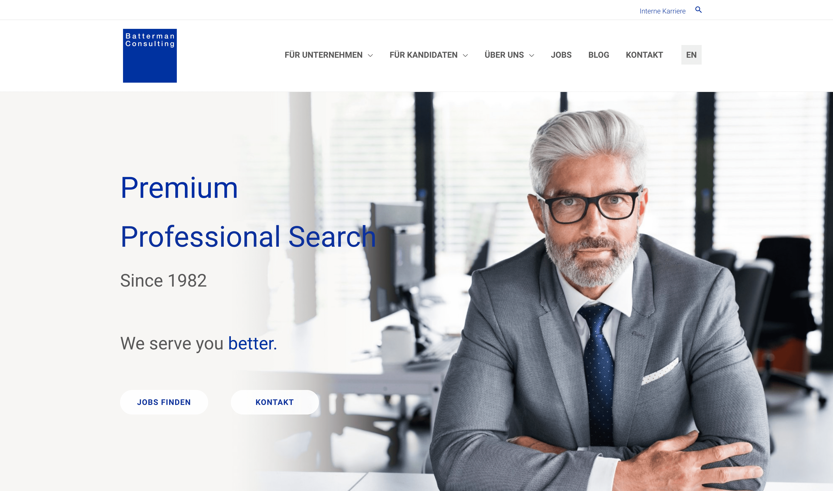 batterman consulting executive search