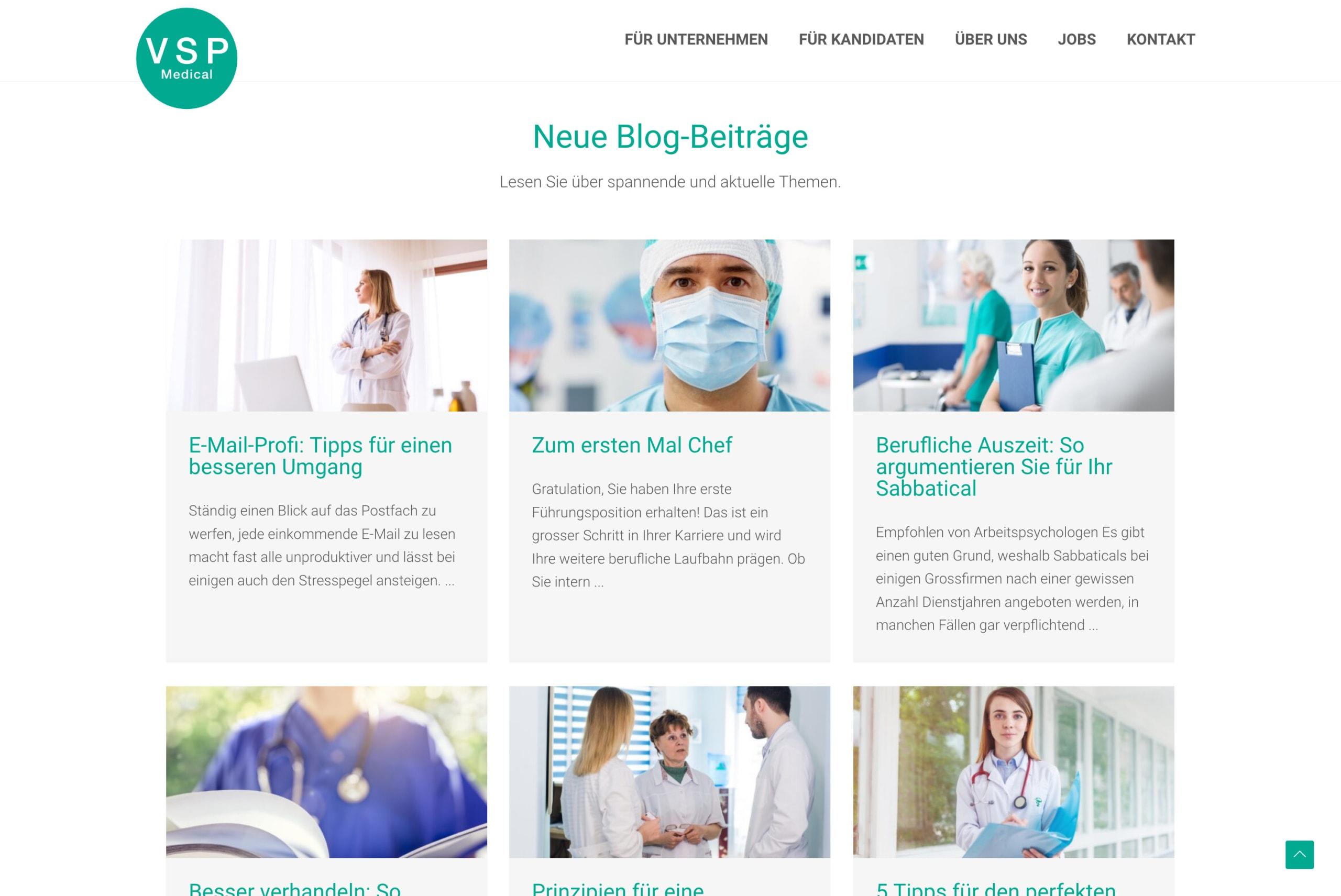 Screenshot 2021 02 08 Vsp Medical – Unternehmens Und Kaderberatung(2)